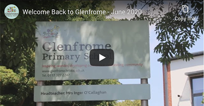 Glenfrome welcome back2